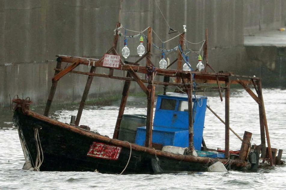 Immer wieder werden in letzter Zeit Leichen an der Küste von Japan angespült. Meist handelt es sich um Nordkoreaner.