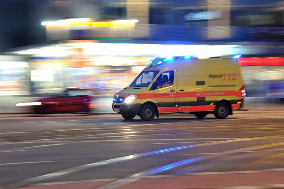 Der 11-Jährige wurde schwerverletzt ins Krankenhaus gebracht (Symbolbild).