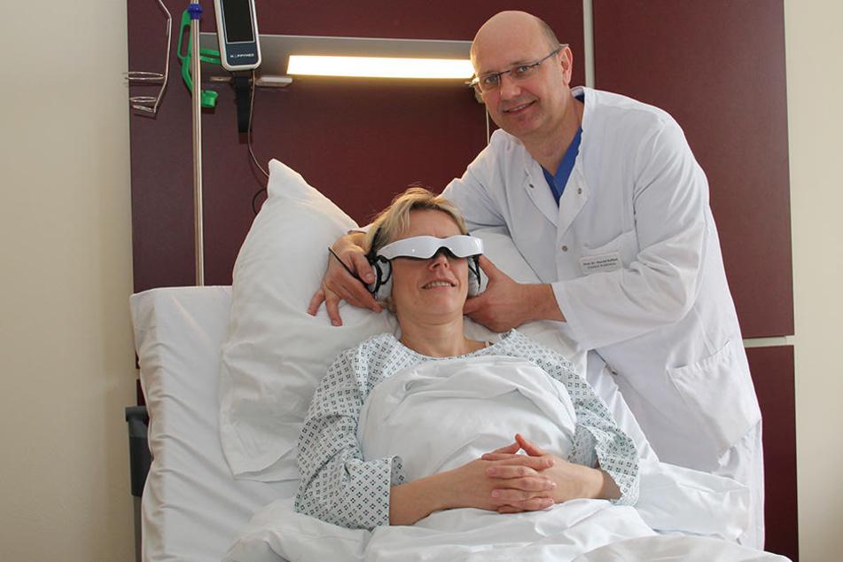 """3D-Brille macht die """"Pille davor"""" überflüssig"""