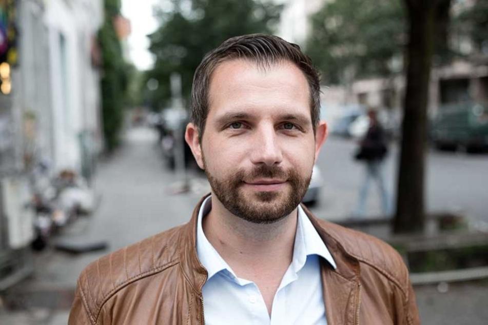 Der Berliner SPD-Politiker Tom Schreiber.