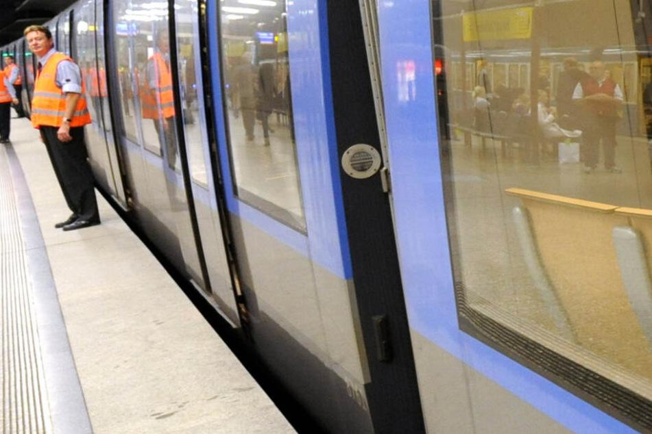 In München ist ein Kind in das Gleisbett einer U-Bahnlinie gefallen. (Symbolbild)