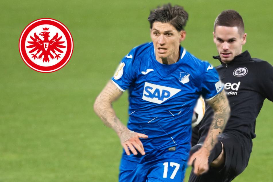Zuber für Gacinovic: Eintracht-Tausch mit Hoffenheim soll fix sein