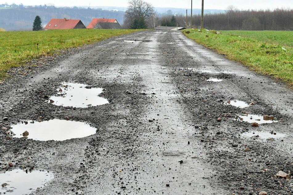 Vor allem im ländlichen Bereich sehen manche Straßen aus wie noch vor Jahrzehnten.
