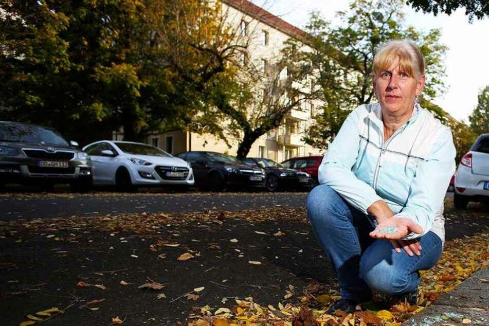 Gabriele Hülshorst (56) ärgert sich, dass ihr fast neuer Auris Hybrid weg ist.