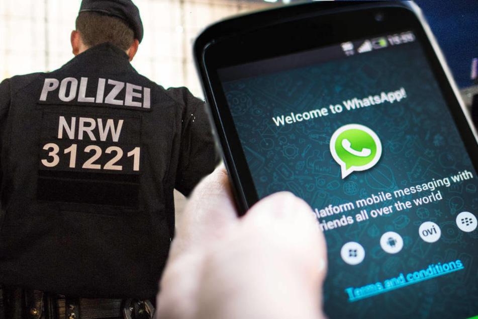 """Polizei soll WhatsApps lesen dürfen: """"Trifft völlig Unbeteiligte"""""""