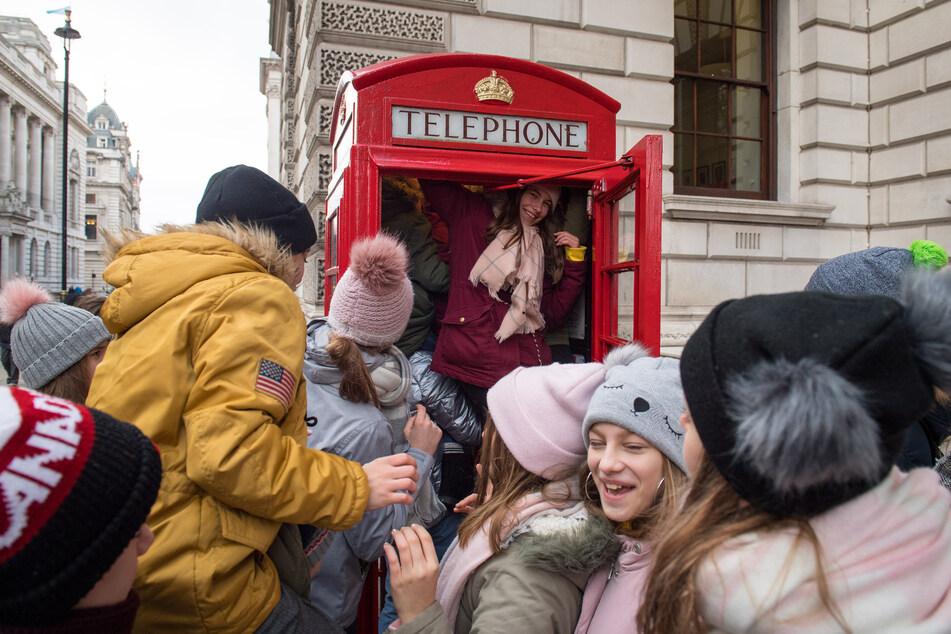 Im vergangenen Jahr waren unbeschwerte Reisen nach Großbritannien noch möglich.