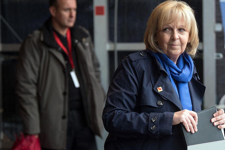 Die aktuelle Ministerpräsidentin NRWs, Hannelore Kraft (55), will keine Spione aus der Schweiz.