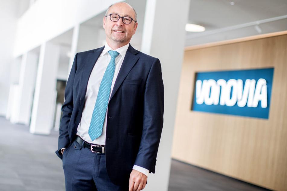 Vonovia-Vorstandschef Ralf Buch (54) äußerte sich zur Kritik an seinem Unternehmen.