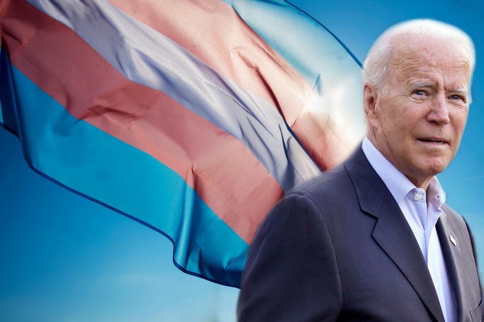 Biden administration announces equality measures for transgender people