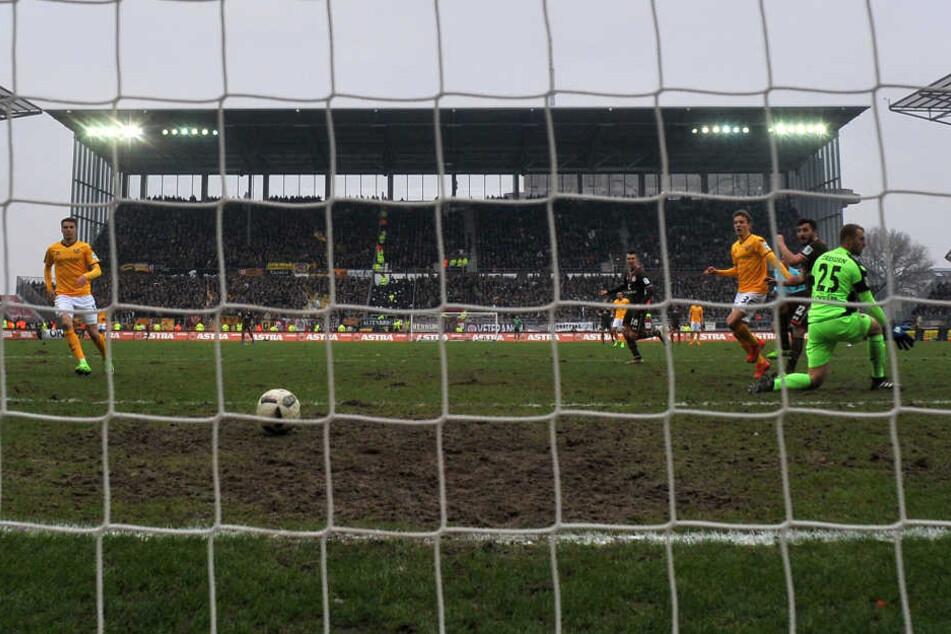 Mit dem 0:2 durch Cenk Sahin waren die Messen am Hambuger Millerntor gelesen.