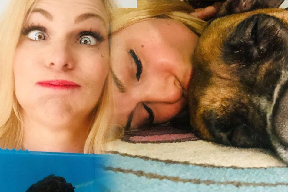 Sonya Kraus klärt auf: So kacke kann das Leben mit Hund sein