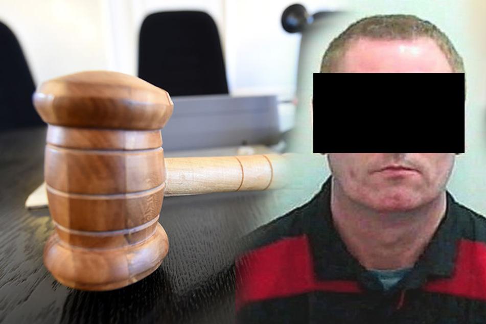 Darren R. bekam jetzt vom Richter die Meinung gegeigt.