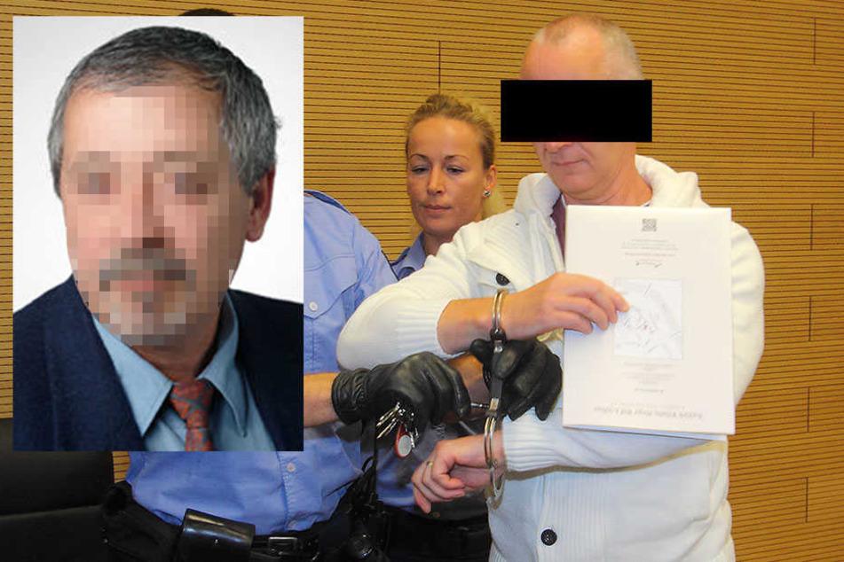 Detlev G. (rechts) zerstückelte den Geschäftsmann Wojciech S. (links) - angeblich auf dessen Wunsch.