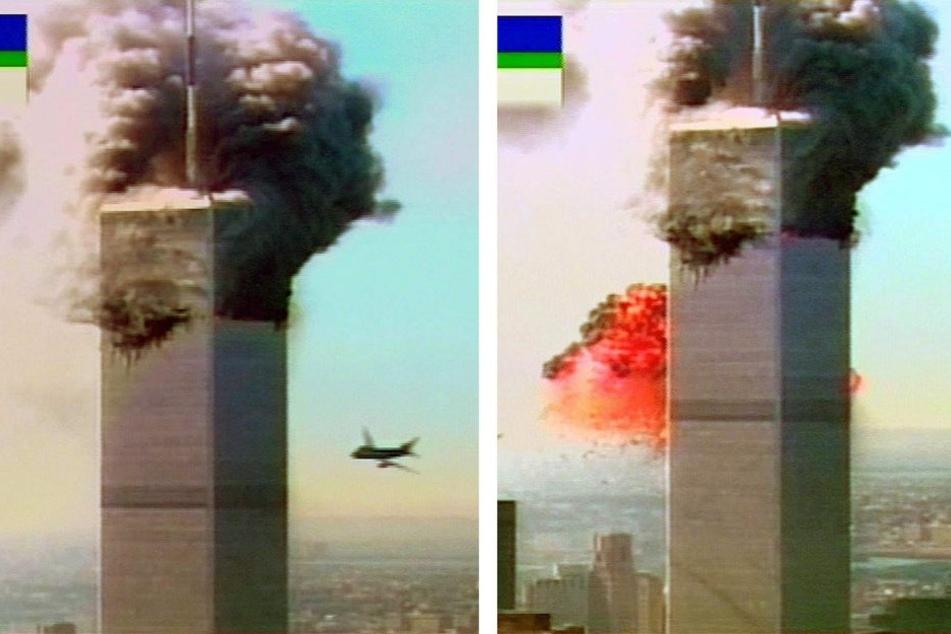 Als die Flugzeuge in die Zwillingstürme des World Trade Centers rasten, versank die Welt in Schockstarre.