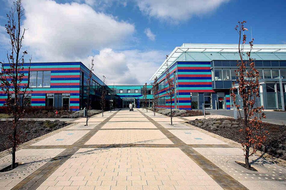 Im Robert-Koch-Krankenhaus in Apolda ist ein Patient durchgedreht.