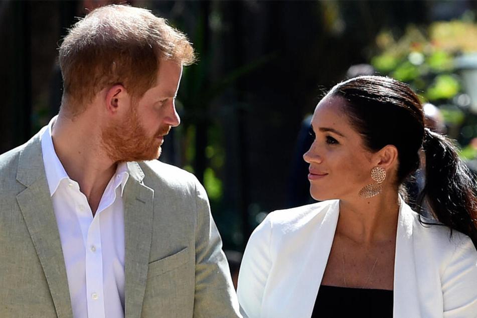 Ob Meghan und Harry von dem geplanten Filmprojekt begeistert sind?