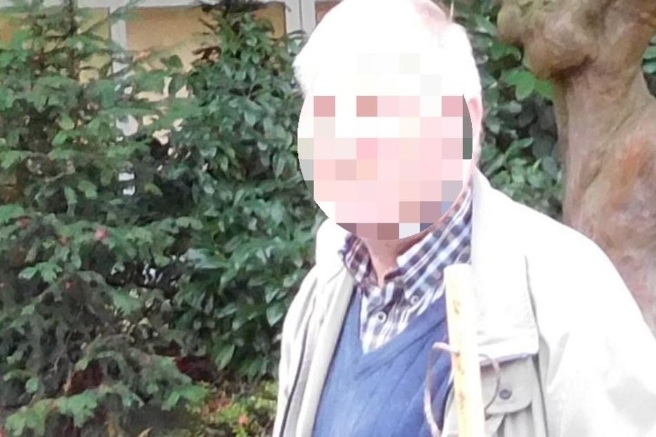 Der vermisste 68-Jährige ist wieder aufgetaucht.
