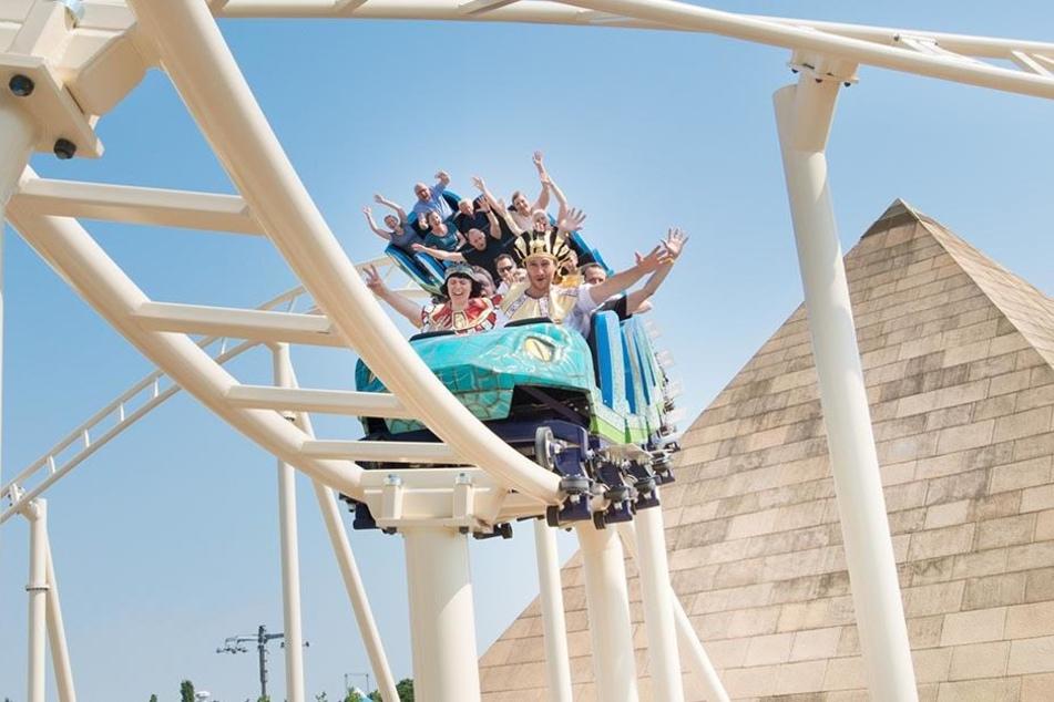 Der Freizeitpark Belantis öffnet am Samstag wieder die Tore.