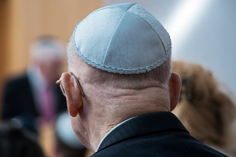 Das Tragen der Kopfbedeckung Kippa empfiehlt Schuster nicht überall. (Symbolbild)