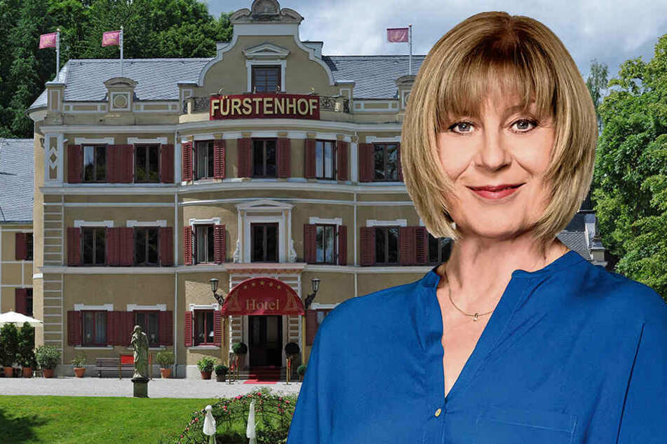 """Mona Seefried steigt aus der ARD-Telenovela """"Sturm der Liebe"""" aus."""