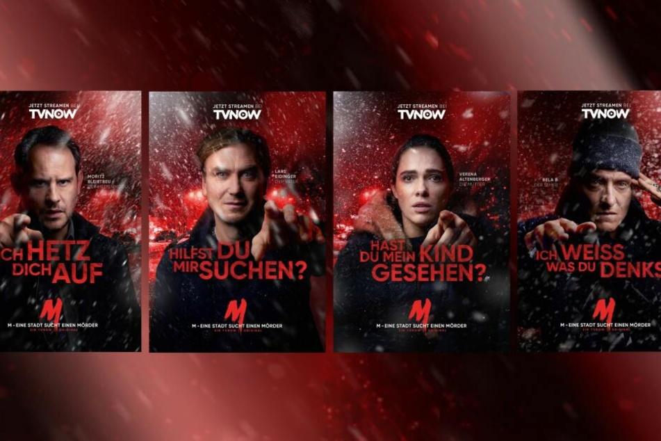 Die Hauptdarsteller zählen alle zu den ganz großen deutschen Schauspielern.