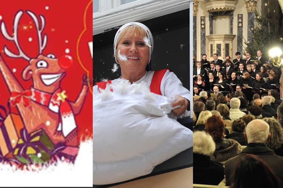 Mit diesen Veranstaltungen ist Weihnachtsstimmung garantiert!