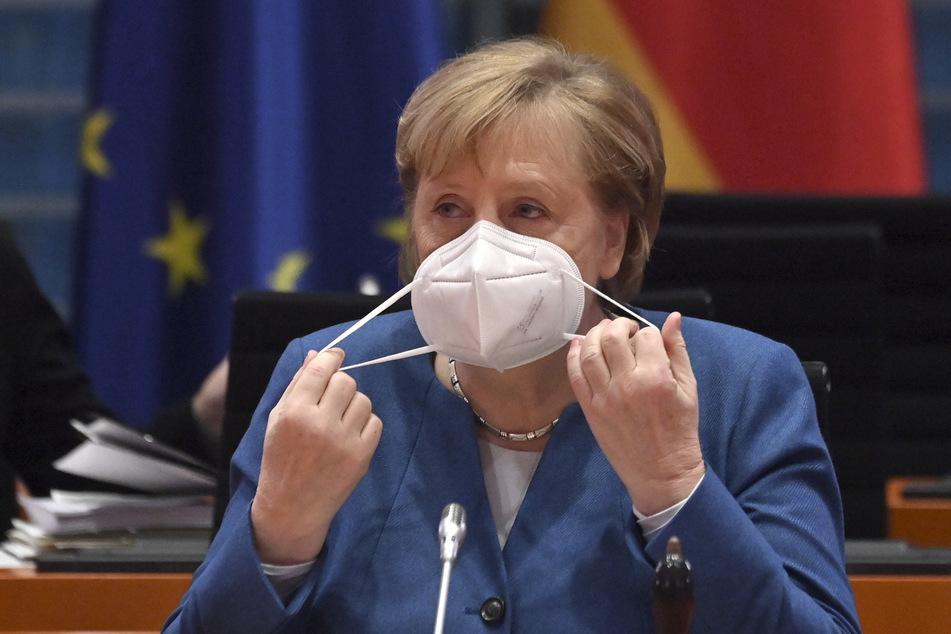 Angela Merkel (66, CDU) ist seit 2005 deutsche Bundeskanzlerin. Im September 2021 wird ihr Nachfolger oder ihre Nachfolgerin gewählt.