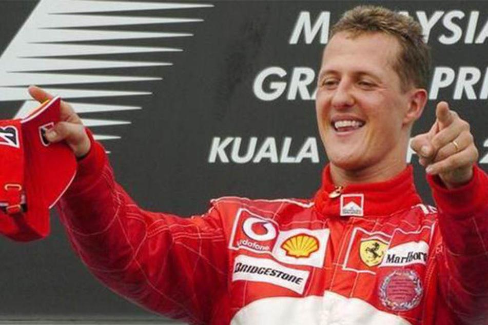 """""""Unsere Gedanken sind immer bei ihm."""" Ferrari wünscht dem Geburtstagskind Michael Schumacher die besten Genesungswünsche."""