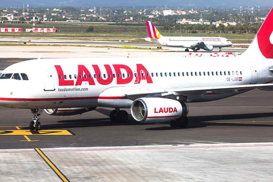 Laudamotion erhöht seine Präsenz auf dem Flughafen von Mallorca.