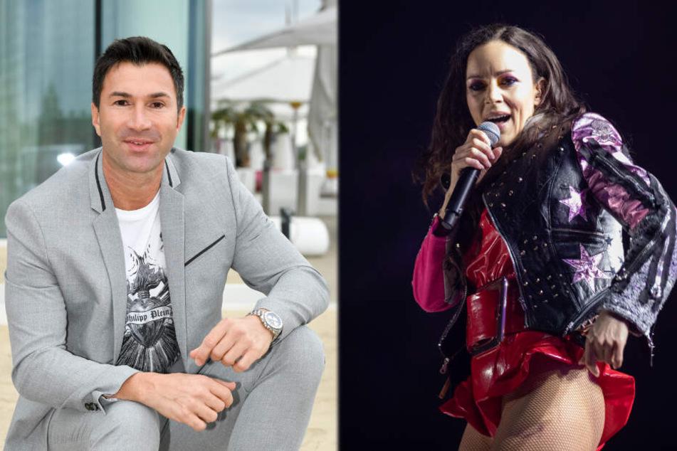 Sängerin Blümchen war vier Jahre lang mit Schlager-Kollege Lucas Cordalis zusammen.