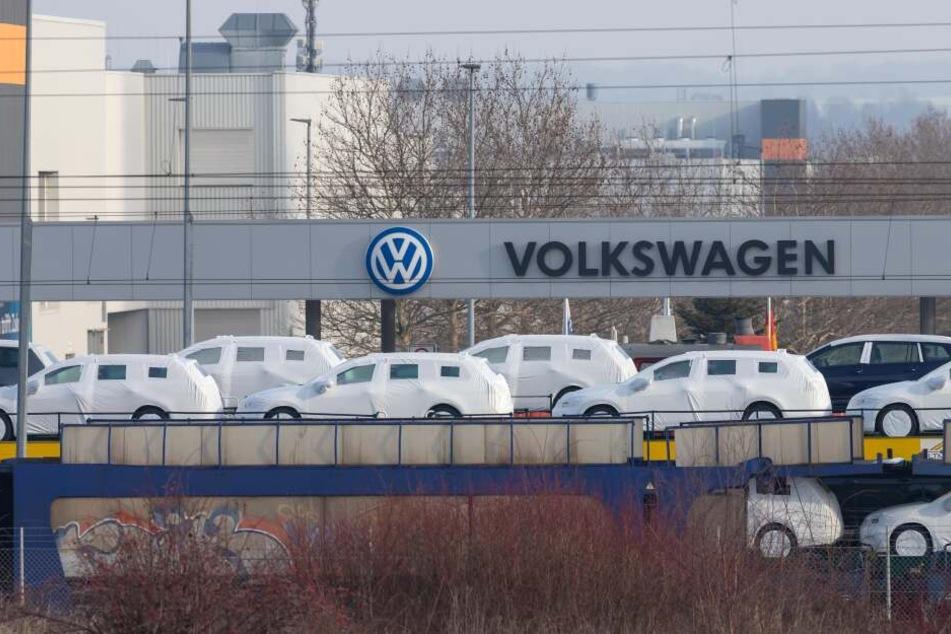 Ab Ende 2019 werden im VW-Werk in Zwickau E-Autos gebaut.