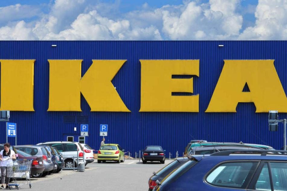 Im IKEA-Markt Hamburg-Schnelsen spielte sich die blutige Tat ab.