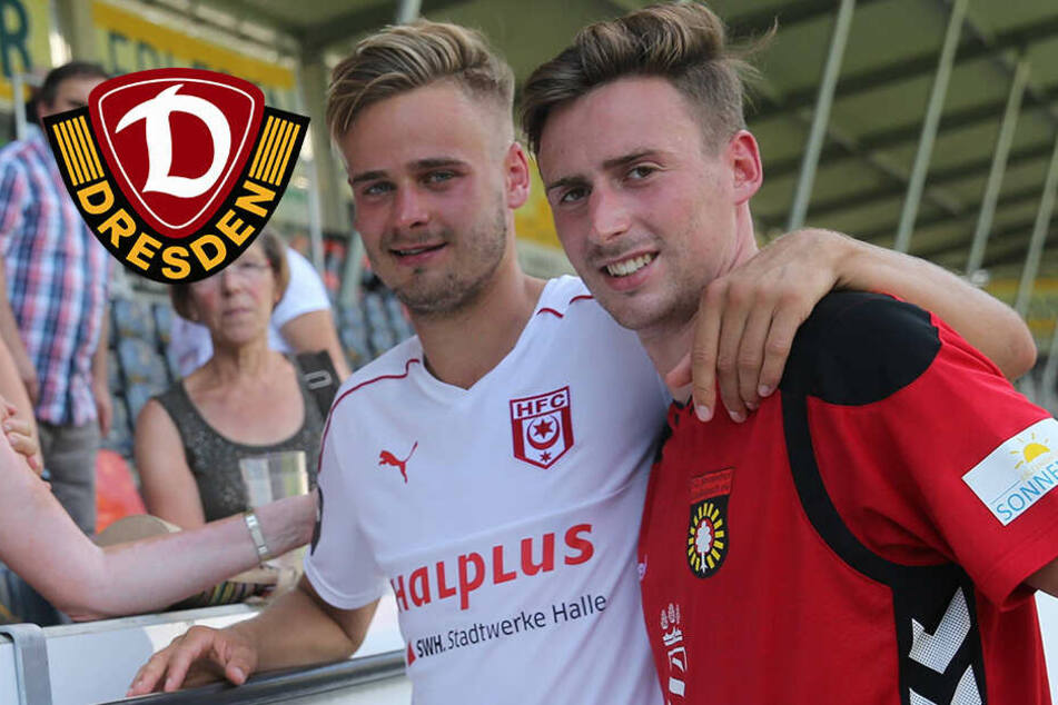 Bruderduell bei Dynamo-Auftritt in Karlsruhe: Lucas trifft auf Martin!