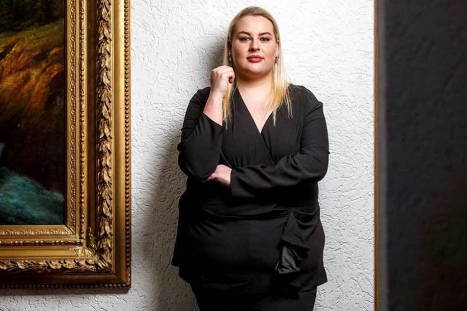 """Aline Bachmann : Geständnis von DSDS-Aline: """"Mein Ex-Freund hat mich fett gefüttert"""""""