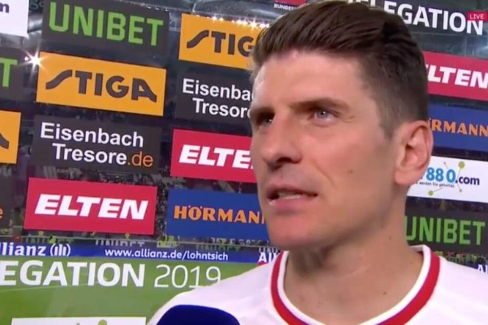 Im Interview hielt sich Gomez nicht mit seiner Meinung zurück.