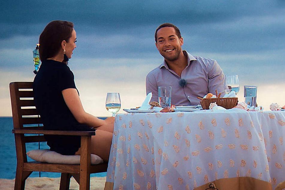 Eigentlich hatten sich Christina und Andrej beim Date gut verstanden.