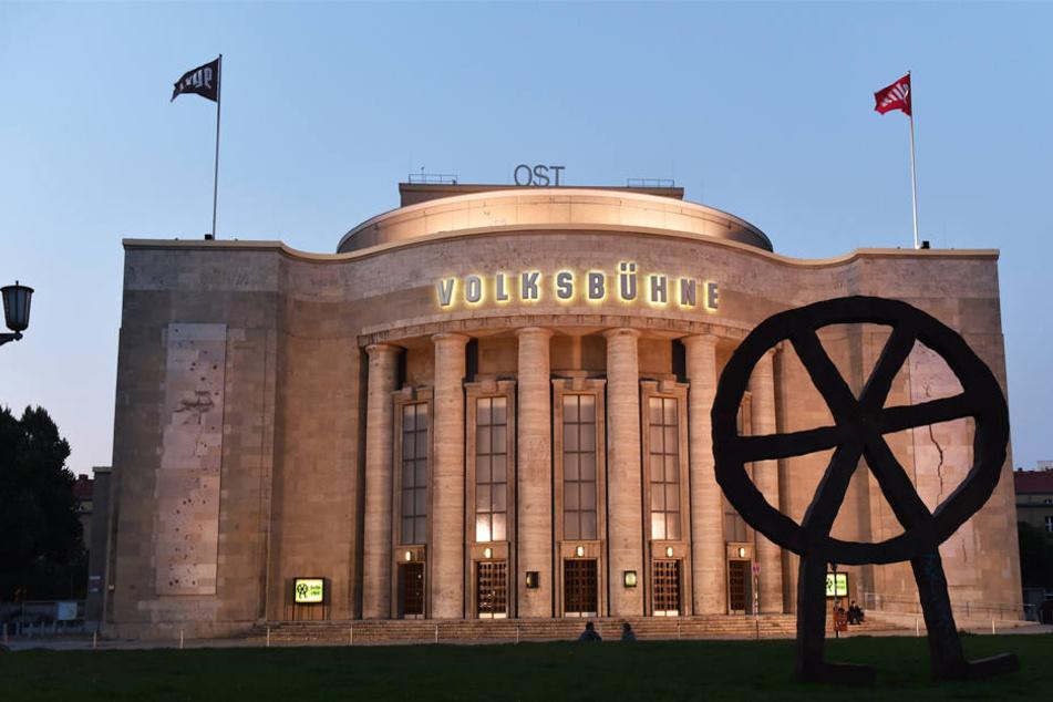 Markenzeichen der Berliner Volksbühne wird abgebaut