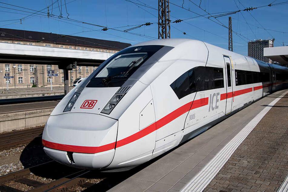 Die ICE-Strecke zwischen Bielefeld und Herford ist gesperrt.