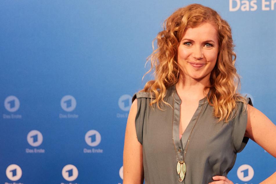 Die gebürtige Dresdnerin Cornelia Gröschel (30) komplettiert ab 2018 den Dresdner Tatort.