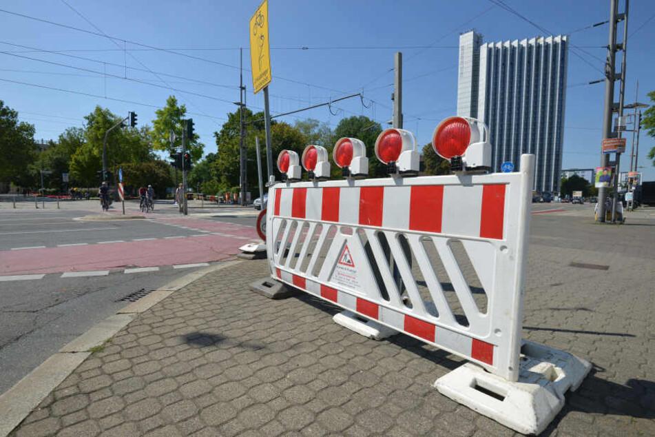 Chemnitz: Gedenkveranstaltungen in der City: Hier gibt es heute Sperrungen in Chemnitz