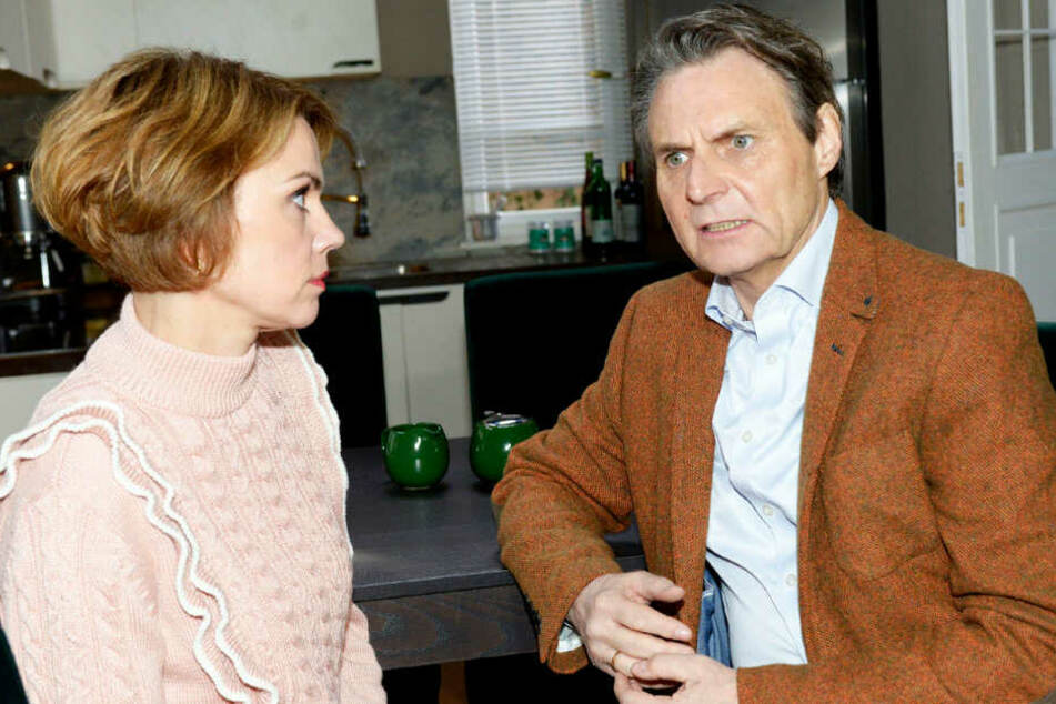 Auf Yvonne und Jo Gerner kommen turbulente Zeiten zu.
