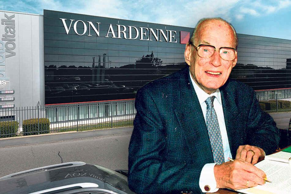 Dresdner Ehrenbürger: Das bleibt von Manfred von Ardenne