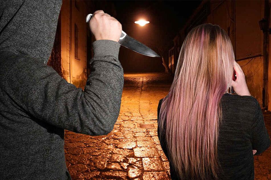 Nachts lauerte er ihr auf und stach erbarmungslos zu. (Symbolbild)
