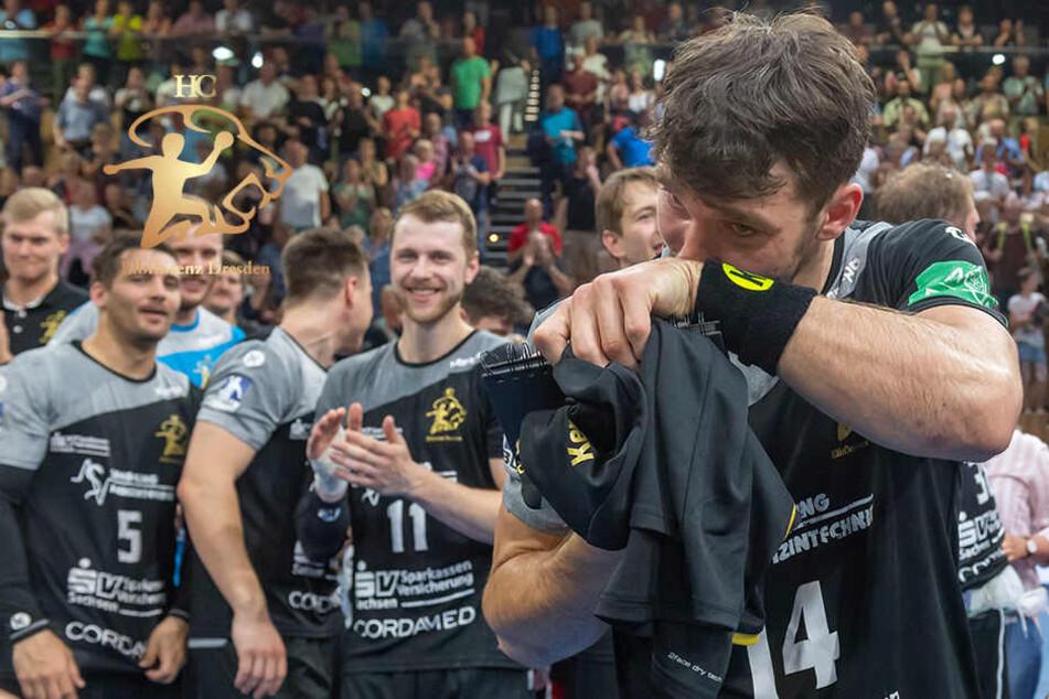 HC Elbflorenz: Umjubeltes Happy End nach lange verkorkster Saison!