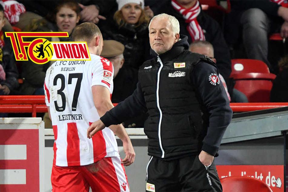 André Hofschneider kann derzeit nicht mit der Punkteausbeute zufrieden sein.