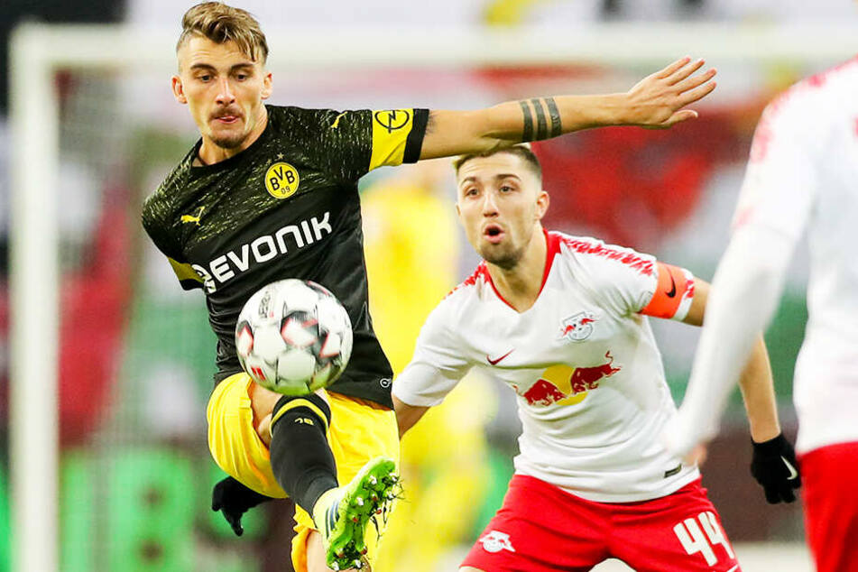 Philipp am 18. Spieltag der vergangenen Saison gegen RB Leipzig.