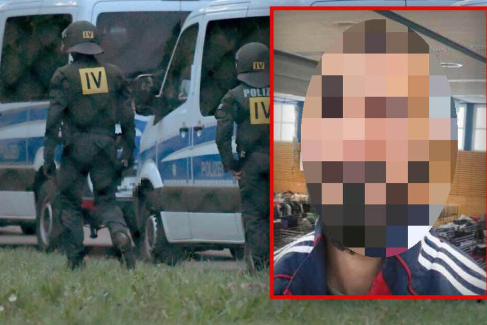 Ehefrau und Schwiegermutter in Flüchtlingsunterkunft mit Messer verletzt: Polizei fahndet nach Jamal S.