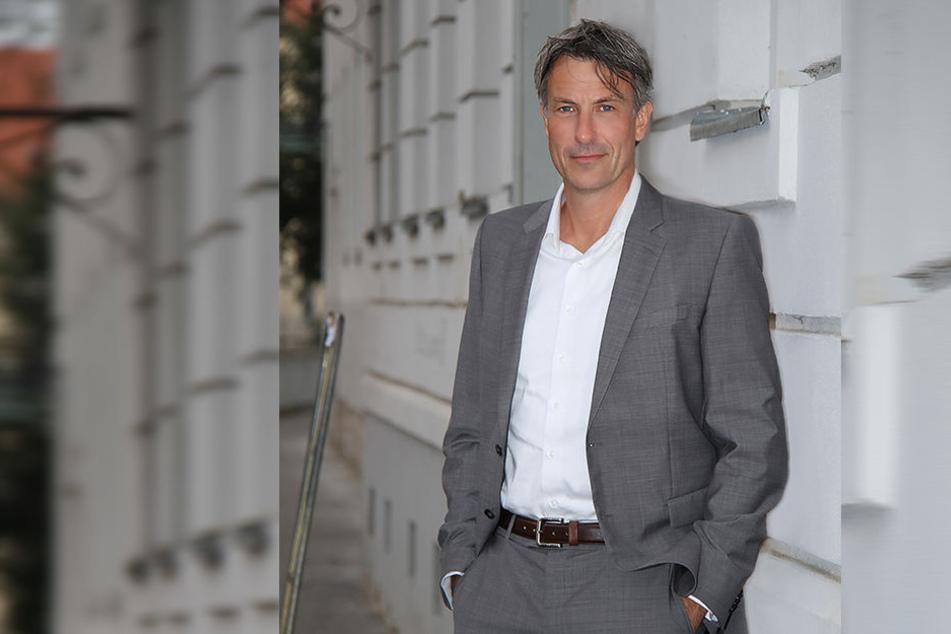 Investor Oliver May (51) von der MDU-Gruppe.