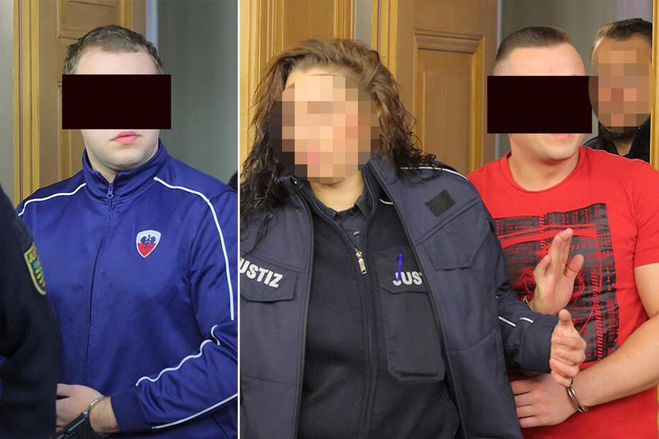 139.000 Euro Schaden! Diese zwei Männer plünderten einen Juwelier aus