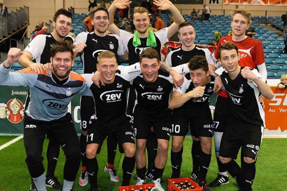 2015 gewann der FSV Zwickau den SuperRegioCup in Riesa.